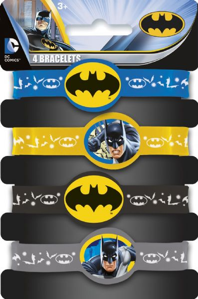 Batman Stretchy Bracelets (4)
